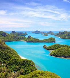 Wyspa Koh Samui