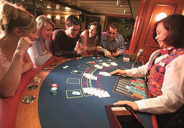po_ferries_pride_of_york_casino_table